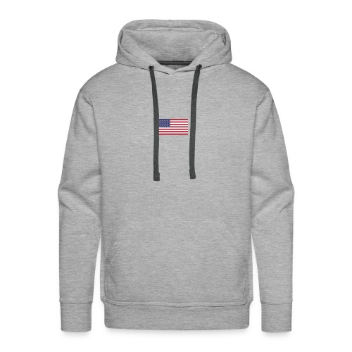 america vote owen thomas - Men's Premium Hoodie