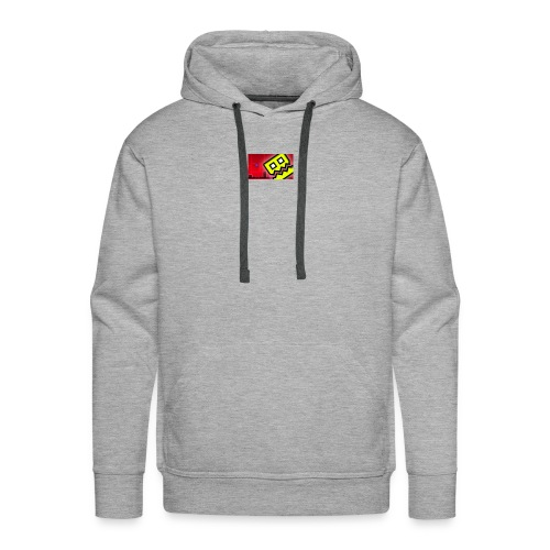 TheGeoMaster WHO ARE YOU?!?! Shirt - Men's Premium Hoodie