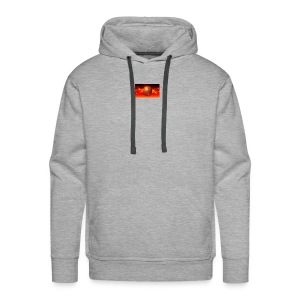On Fire!!!! - Men's Premium Hoodie