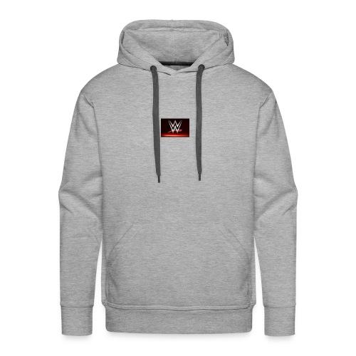 wwe - Men's Premium Hoodie