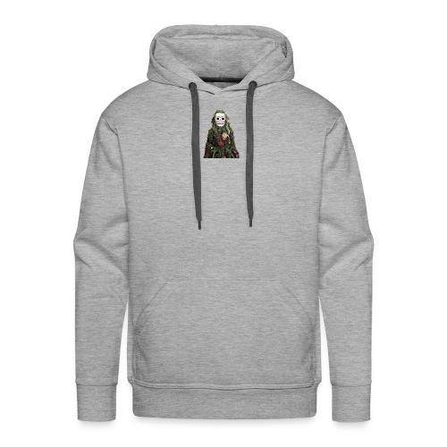 Dweller patch T-Shirt - Men's Premium Hoodie