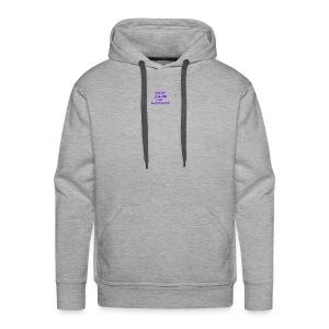 keep calm and backflip - Men's Premium Hoodie