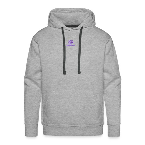 keep calm and backflip - Men's Premium Hoodie