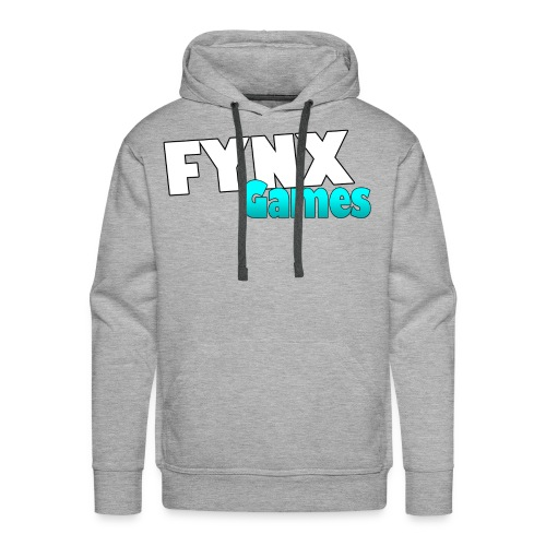 Fynx Games - Men's Premium Hoodie
