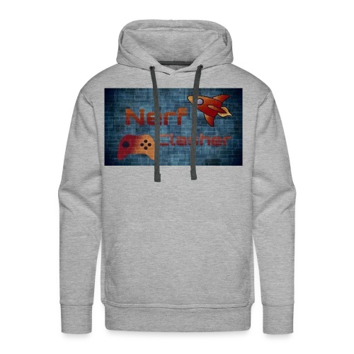 The latest design - Men's Premium Hoodie