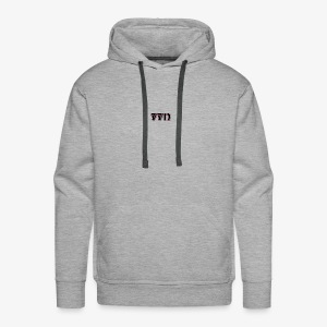 Fat Fly Nation Logo - Men's Premium Hoodie