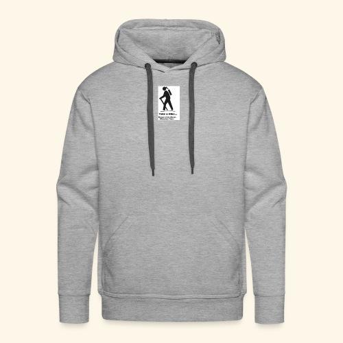 Womyn of the Woods Hiker Girl - Men's Premium Hoodie