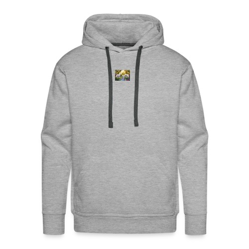 Unicorn Pond Land Shirt - Men's Premium Hoodie