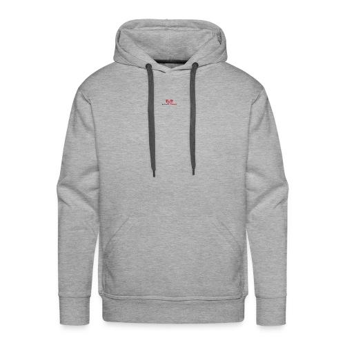 Happy Virgin Logo - Men's Premium Hoodie