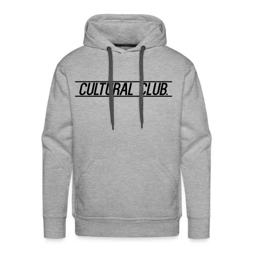 Cultural Club - Men's Premium Hoodie