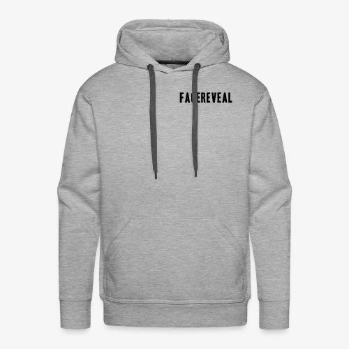 LIMITED EDITION FaceReveal - Men's Premium Hoodie
