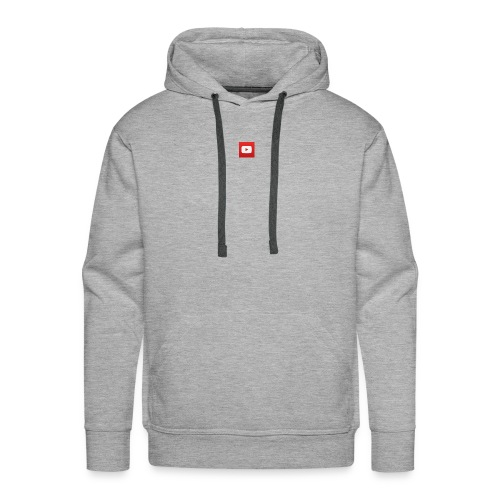 Youtube Shirt - Men's Premium Hoodie