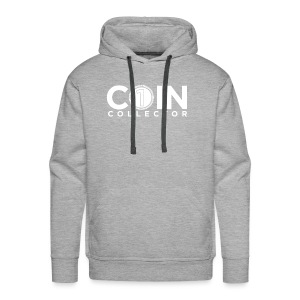 Coin Collector - Men's Premium Hoodie