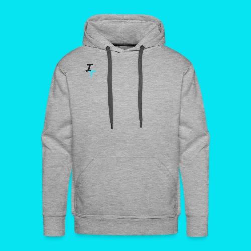 Issa Trashley Logo Design 1 - Men's Premium Hoodie