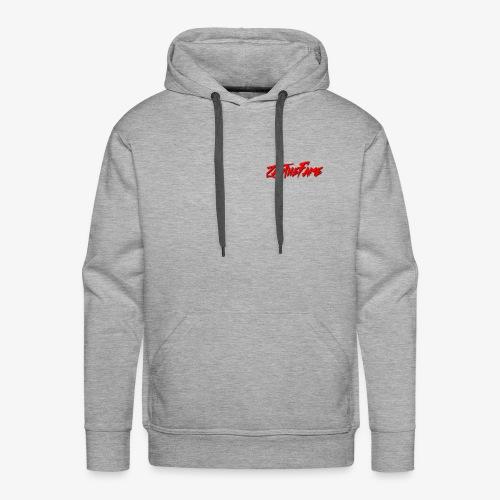 ZayTheFaME March - Men's Premium Hoodie