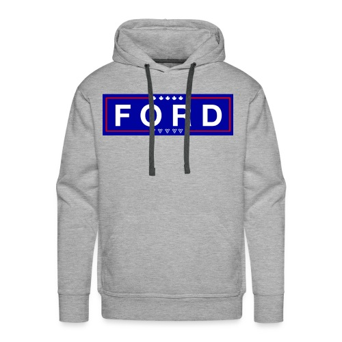 Ford Nation - Men's Premium Hoodie