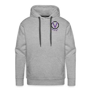 VarsityVlogs Logo - Men's Premium Hoodie
