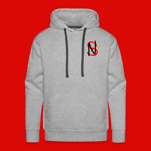Nathaniel Smash Hoodie : Official Merchandise - Men's Premium Hoodie