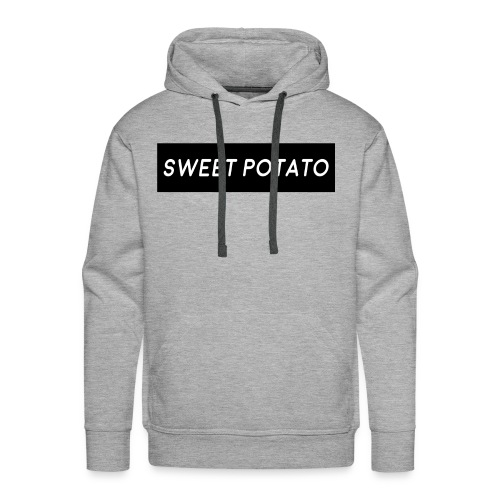 sweet potato - Men's Premium Hoodie