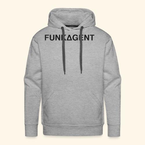 FunkAgent Decent - Men's Premium Hoodie