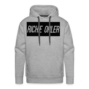 Richie Ohler Shirt Logo - Men's Premium Hoodie