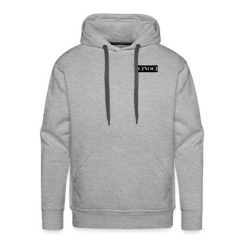 CINOCI #1 - Men's Premium Hoodie