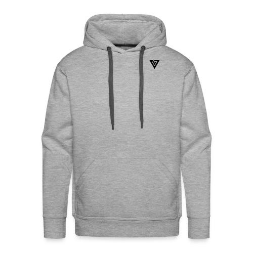 Viibe Logo Black - Men's Premium Hoodie