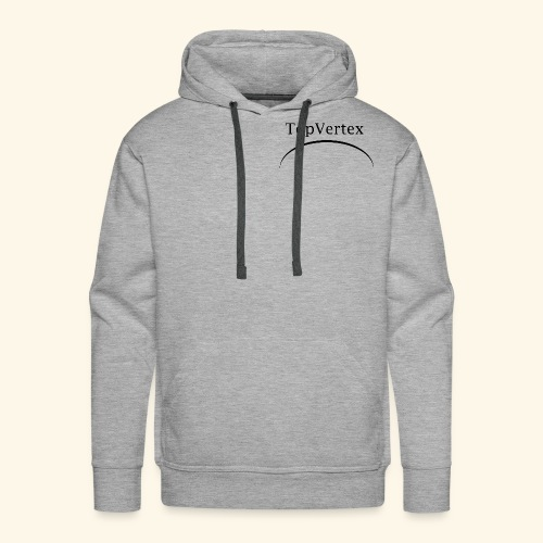 TopVertex - Men's Premium Hoodie