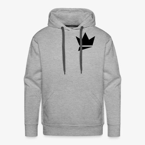 Crown Logo - Men's Premium Hoodie