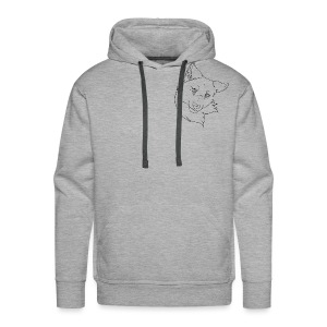 The Secondary Wolf Squad - Men's Premium Hoodie