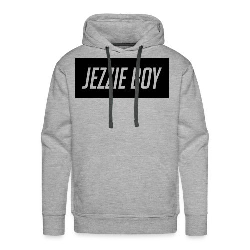 Jezzie Boy Hoodie - Men's Premium Hoodie