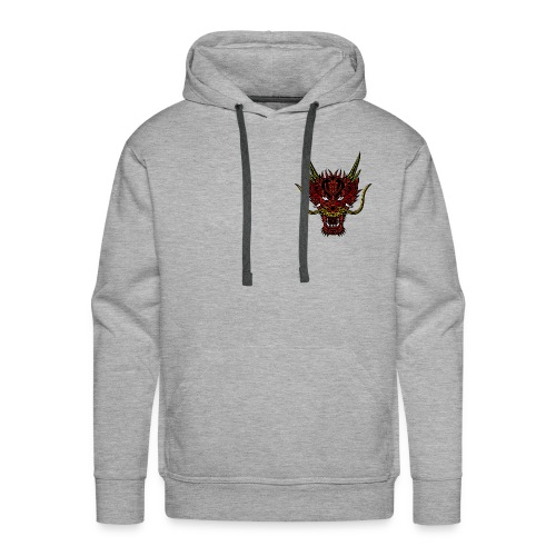 Red Dragon - Men's Premium Hoodie