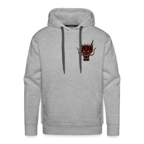 Red Dragon - Men's Premium Hoodie