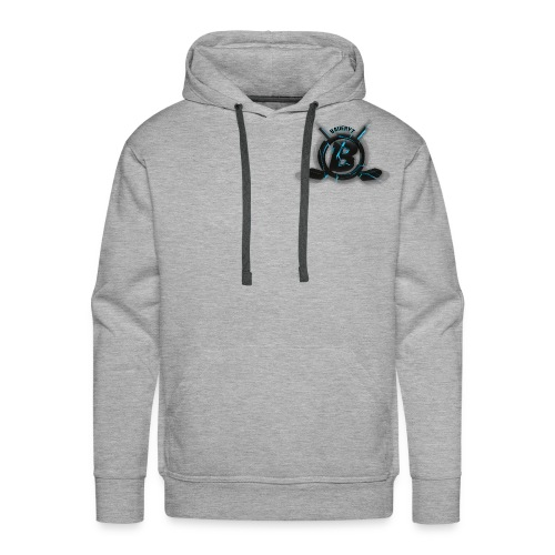 baueryt chest logo - Men's Premium Hoodie
