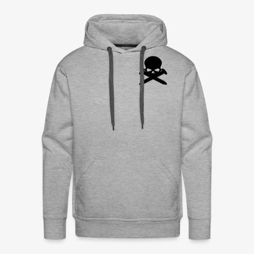 Screwed Apparel Logo - Men's Premium Hoodie