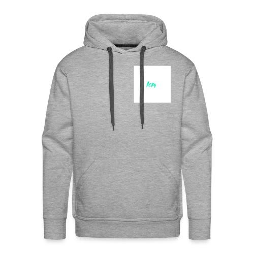 Icey logo - Men's Premium Hoodie