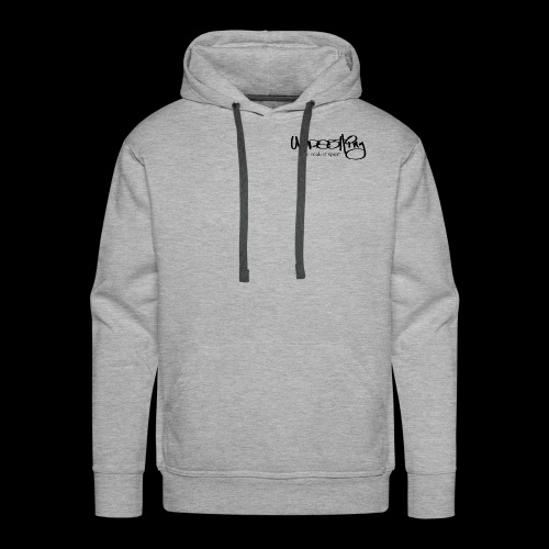 Wrestling - the realest sport. - Men's Premium Hoodie