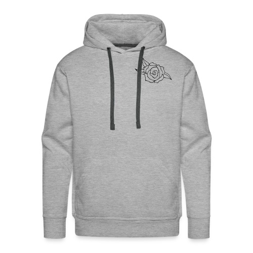 Invictus Clothing Logo - Men's Premium Hoodie