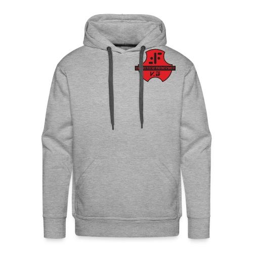CTV logo6 outlines - Men's Premium Hoodie
