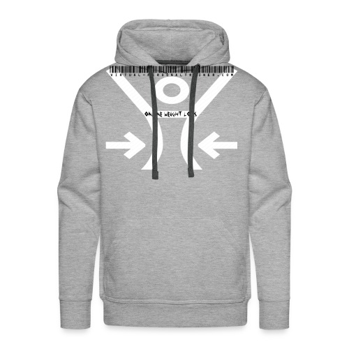 VIRTUALpersonaltrainer - Men's Premium Hoodie