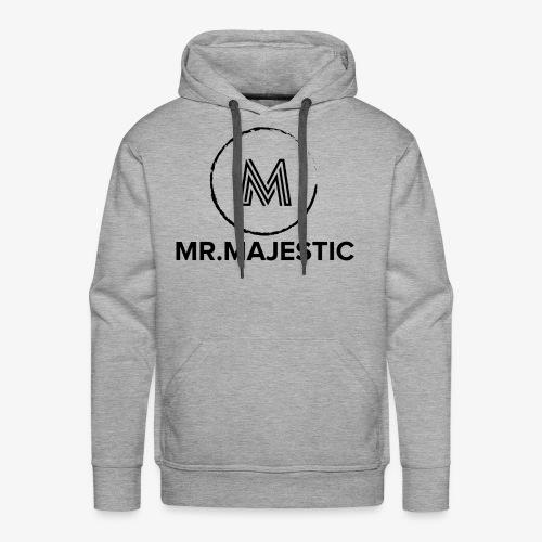 Majestic logo - Men's Premium Hoodie