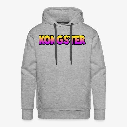 Kongster - Men's Premium Hoodie