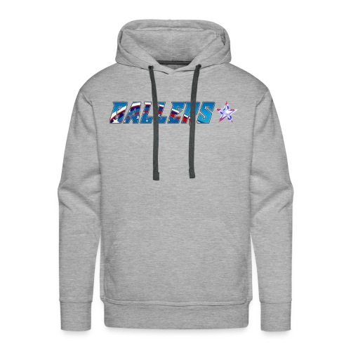 Ballers Lacrosse Team Collection - Men's Premium Hoodie