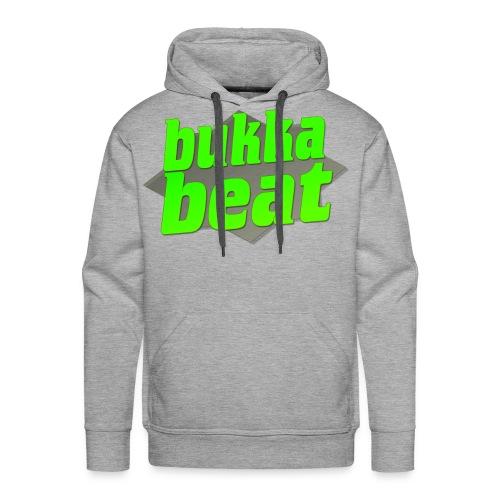 Bukka Beat Logo ( bukkabeat.com ) - Men's Premium Hoodie