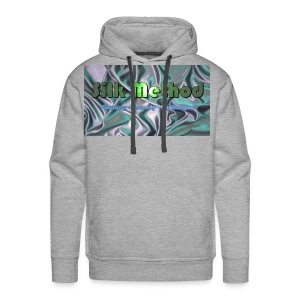 silk method - Men's Premium Hoodie