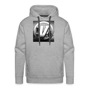 Vezx Vlogs Logo - Men's Premium Hoodie