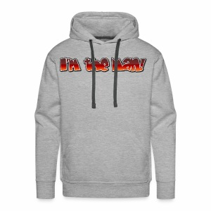 I'm the man - Men's Premium Hoodie