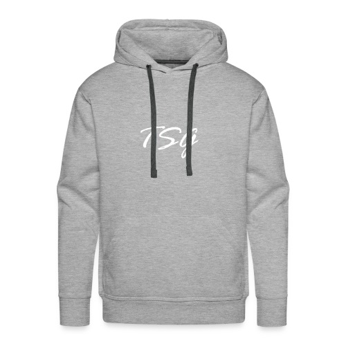 My YouTube Logo - Men's Premium Hoodie
