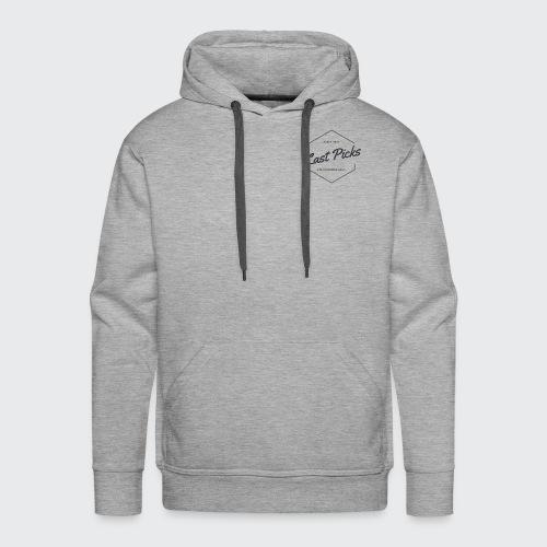 Last PIcks Logo - Men's Premium Hoodie