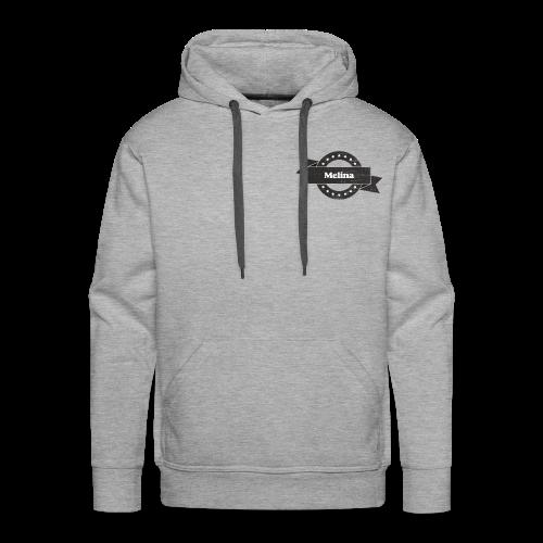10191653 designstyle grunge o - Men's Premium Hoodie